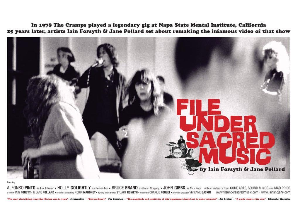 File under Sacred Music poster
