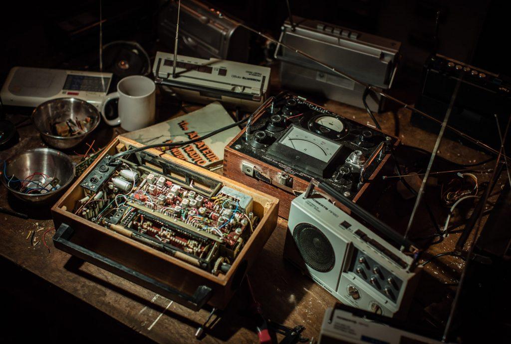 Requiem for 114 Radios