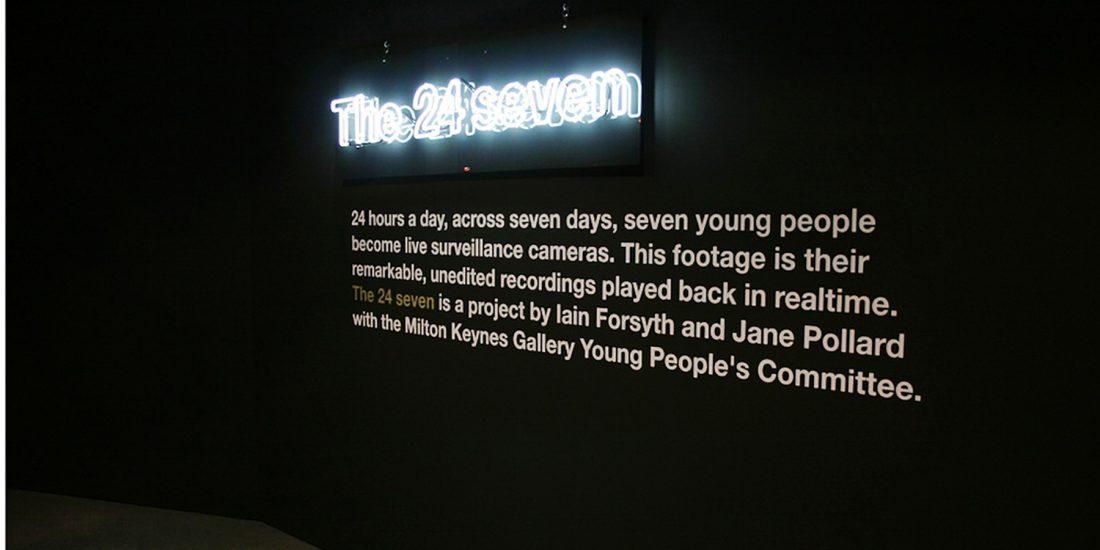 The 24 seven