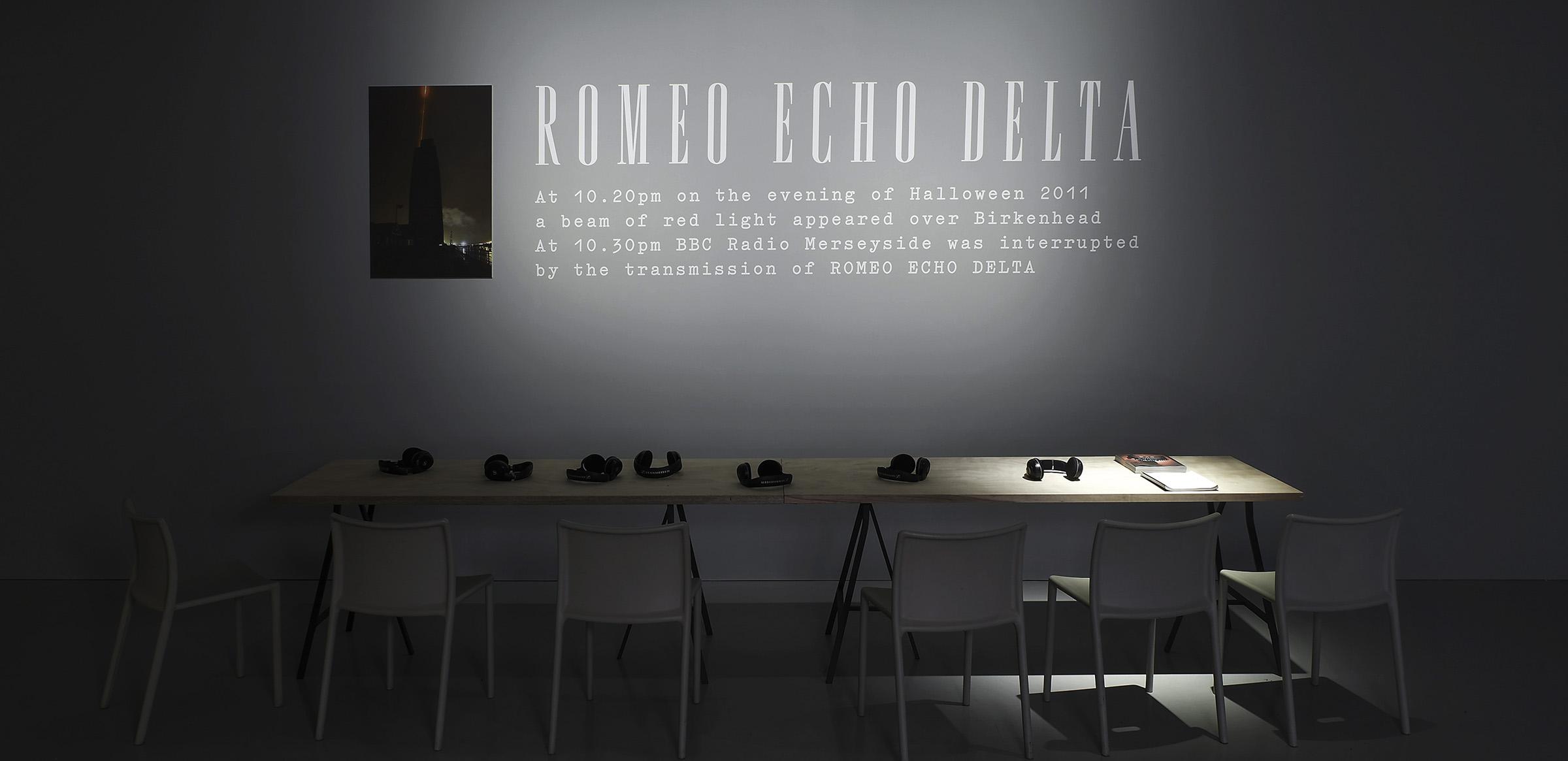 Romeo Echo Delta